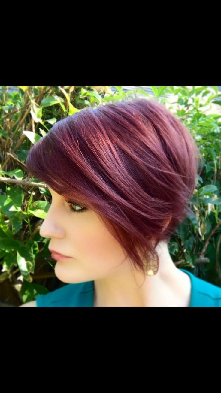 1000 Ideas About Mahogany Hair Colors On Pinterest Mahogany