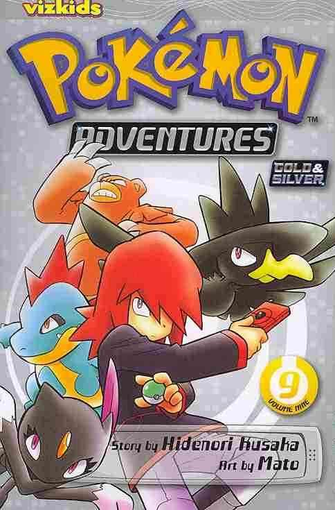 All your favorite Pokemon game characters jump out of the screen into the pages of this action-packed manga! All Ages. Reads R to L (Japanese Style) The adventure, starring Gold and his rival Silver,