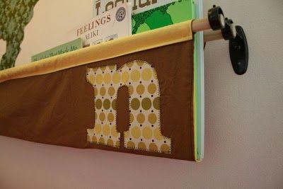 A Thrifty Find!: Kids Room organization ideas