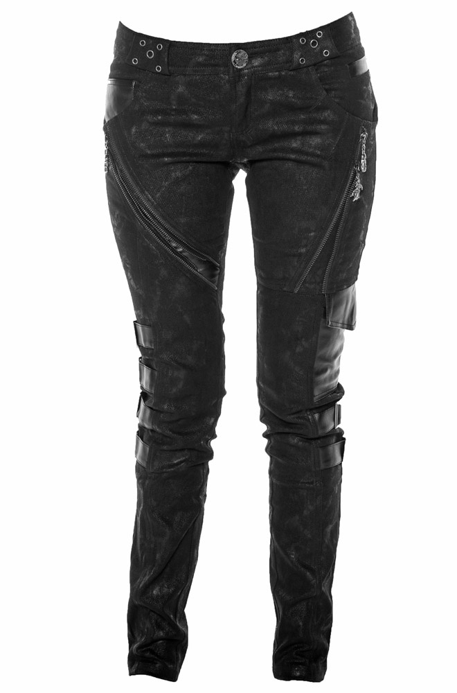 Punk Rave Rock Trousers