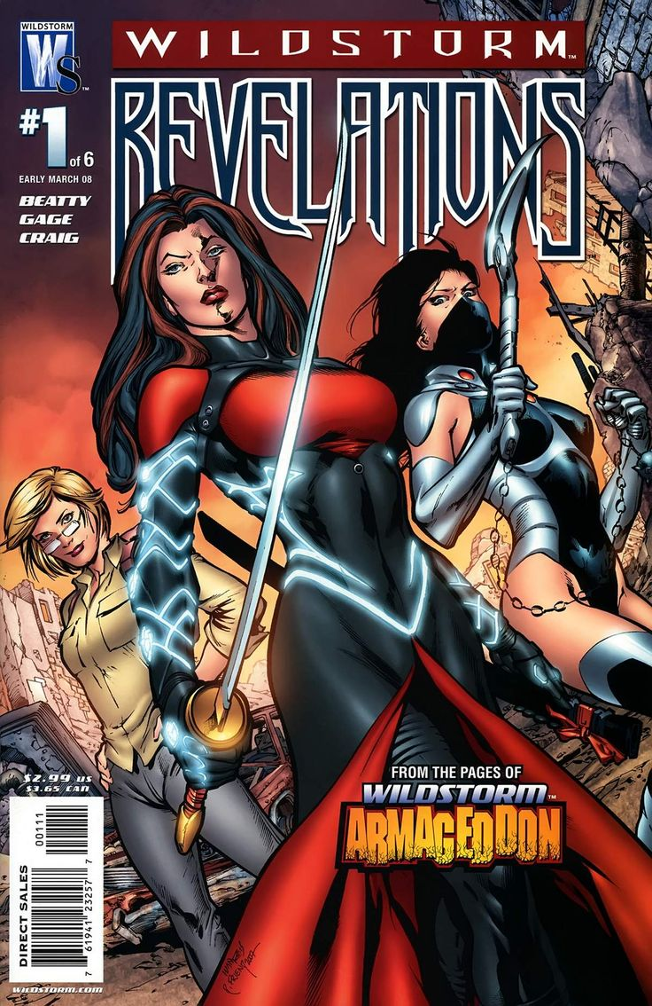 Read Wildstorm Revelations Issue 01 online | Read Wildstorm Revelations online | Read Comic Books Online Free