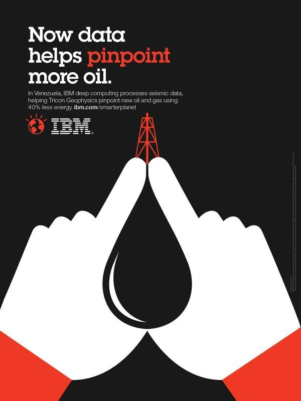 29 best ibm advertising gallery images on pinterest for Advertising agency paris