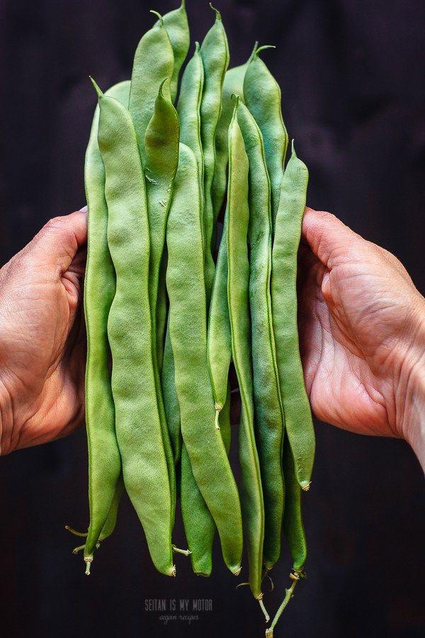 Schnippelbohnensuppe {Green Bean Soup}
