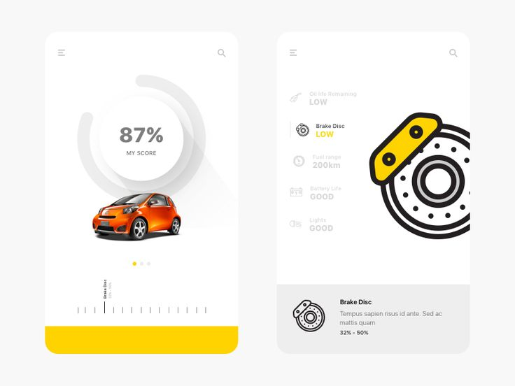 Car Care: 02 by Ranjith Alingal #Design Popular #Dribbble #shots