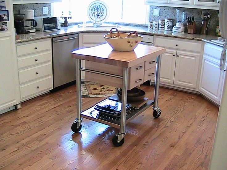 17 Best Ideas About Portable Island For Kitchen On Pinterest Portable Kitchen Island Portable