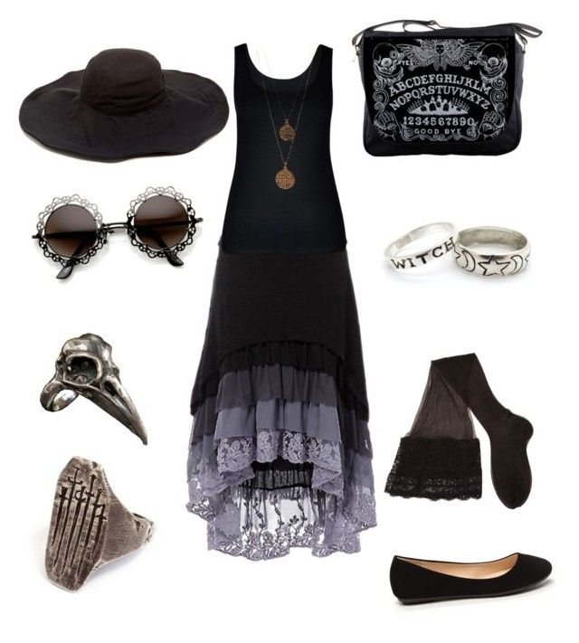 """""""Strolling on Sunday"""" by sketchmekayla ❤ liked on Polyvore featuring City Chic, CERVIN, Bee Charming, Tommy Bahama and plus size clothing"""