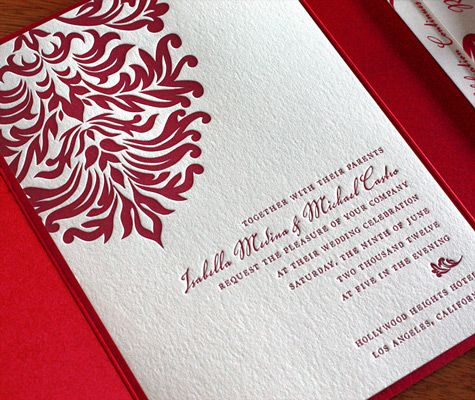 Share with us your romantic—or just plain goofy—Valentine's Day story to enter our giveaway for 100 letterpress invitations or save-the-date cards, over a $500 value!