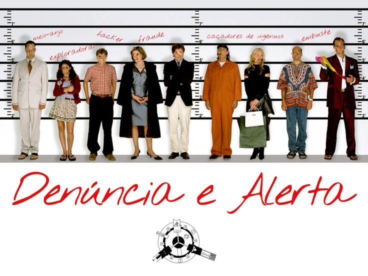 Mona Luísa, a primeira denúncia e alerta que apresentamos para a vossa protecção.