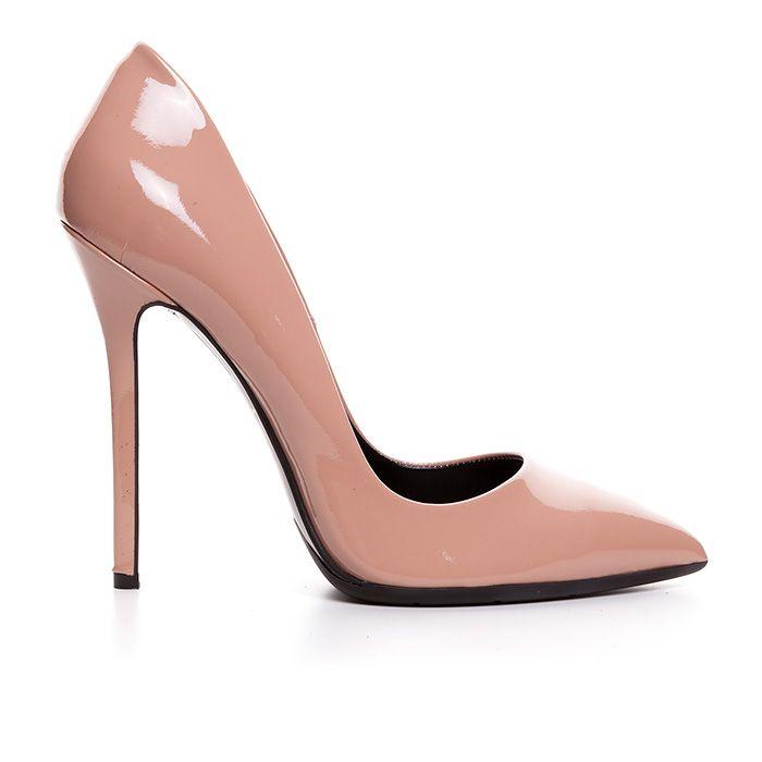 1203A00_NUDE PATENT www.mourtzi.com #nudes #heels #nudepumps #wearallday #mourtzi