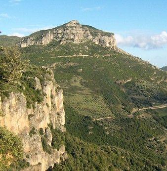 I Tacchi d'Ogliastra in Sardegna