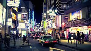 Bildresultat för tokyo streets