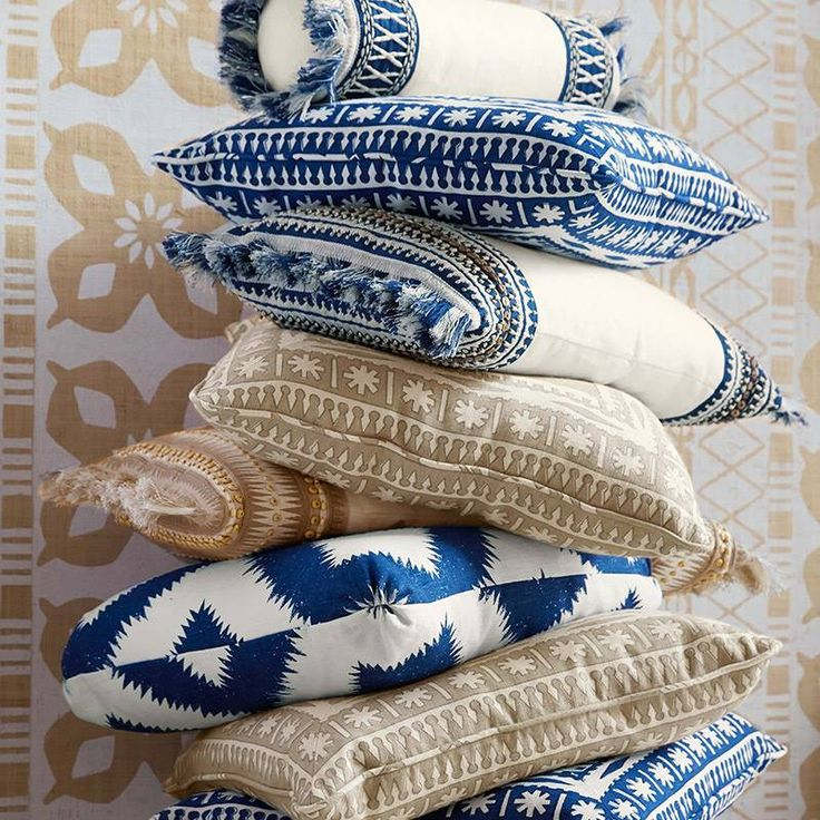 Take me to Tahiti with Mary McDonald's new South Pacific inspired collection for Schumacher!