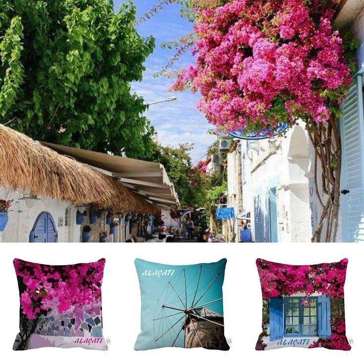 ALAÇATI �� #marine #marina #dekor #tekne #deniz #yastik #kirlentkilifi #yazlık #bahçedekorasyonu #balkondekorasyonu #tropikal #papagan #ananas #kuş #l4l #yastikkilifi #kirlent #bahçe #balkon #alaçatı #cesme #bodrum #izmir #antalya #sahil #denizci #hediye http://turkrazzi.com/ipost/1521798440043035669/?code=BUeg55OgjwV