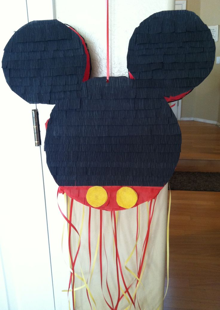 17 Best Images About Party Mickey Mouse Theme On Pinterest