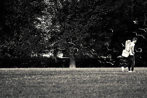 Lazy Sunday at Regent park