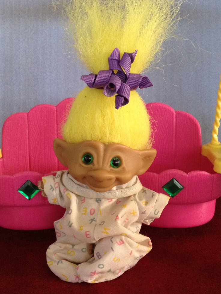 1990 troll dolls - Google Search