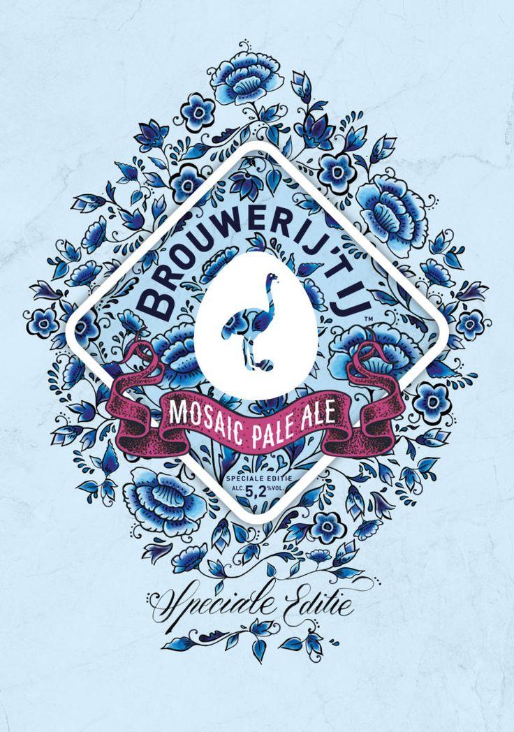 Brouwerij 't IJ 'Mosaic Pale Ale'