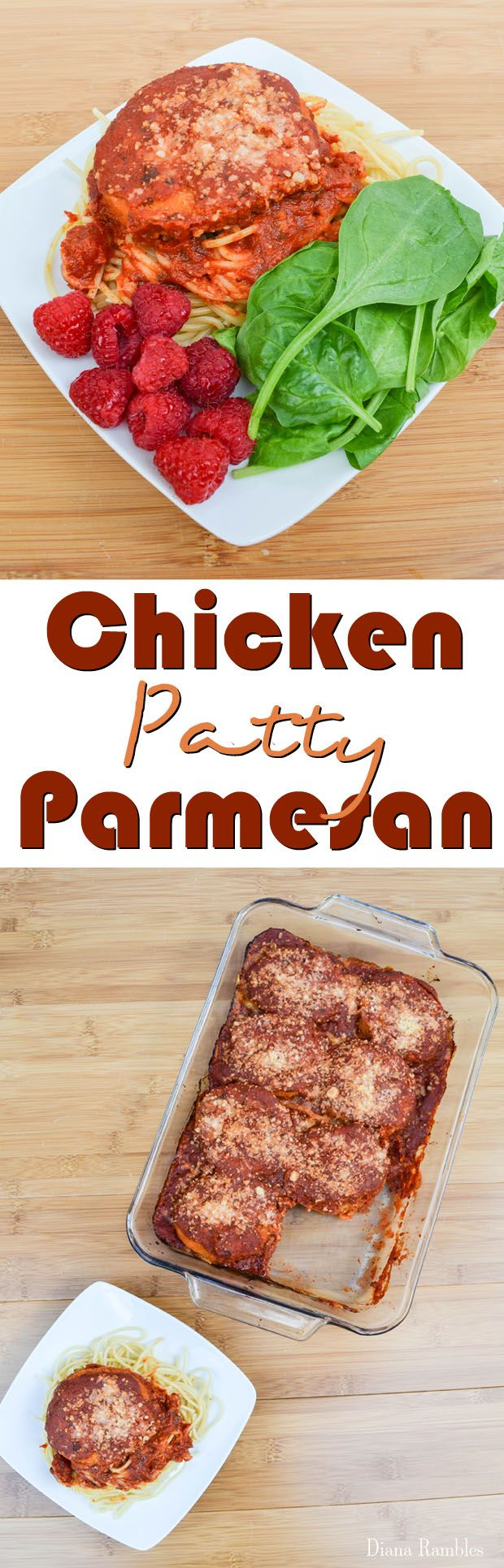 AD Chicken Patty Parmesan Recipe #BoostBackToSchool - Need a quick meal your family will love? Try this Chicken Patty Parmesan made with frozen chicken patties. It's super easy and ready in under 30 minutes.