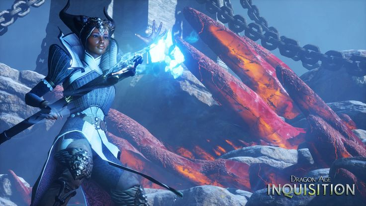 DRAGON AGE INQUISITION Trailer Showing Some Amazing Fights to be Had