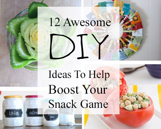 140 best diy nutrisystem meals images on pinterest clean eating your snack game may be strong but make it even stronger with these genius diy solutioingenieria Image collections