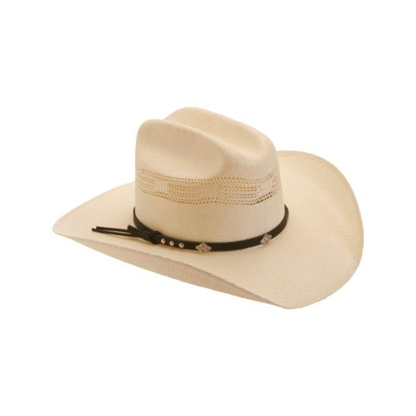 Men's Silverado Colorado - Ivory Straw ($35) ❤ liked on Polyvore featuring men's fashion, men's accessories, men's hats, ivory, mens cowboy hats, mens western hats, mens straw cowboy hats, mens straw hats and mens hats