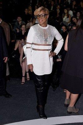 Singer Mary J Blige #AlexanderWangxHM