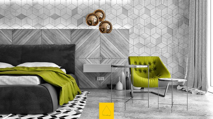 """Check out this @Behance project: """"Bedroom - No.4"""" https://www.behance.net/gallery/36024519/Bedroom-No4"""