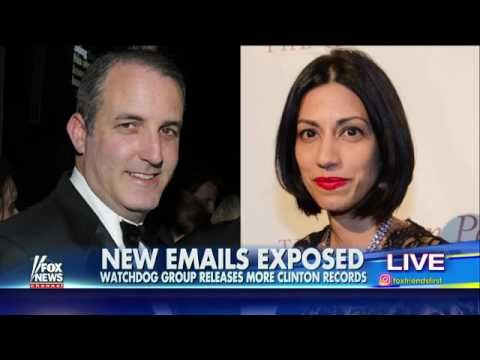 New Huma Emails Reveal Hillary Sold Access To The State Department For Clinton Foundation Donations • Now The End Begins