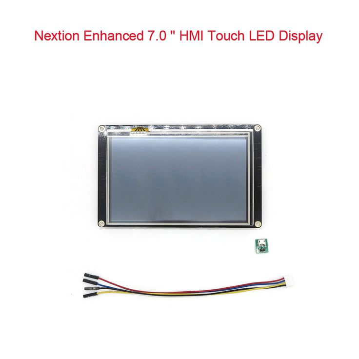 DIYmall Nextion Enhanced 7.0 inch LED LCD Display TFT Module https://www.aliexpress.com/store/product/Nextion-Enhanced-7-0-HMI-Touch-Display-for-Arduino-Raspberry-Pi/406986_32709639764.html