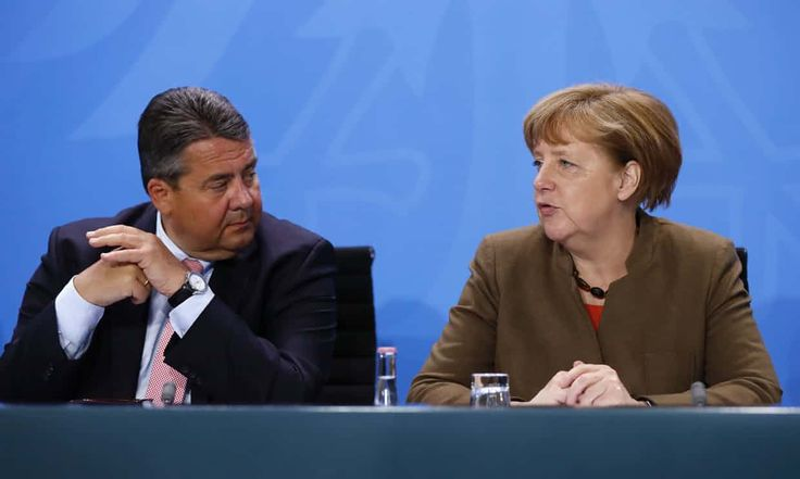 Germany unveils integration law for refugees. a headline for an online article, talking about Germany's move to integrate migrants with refugee status.