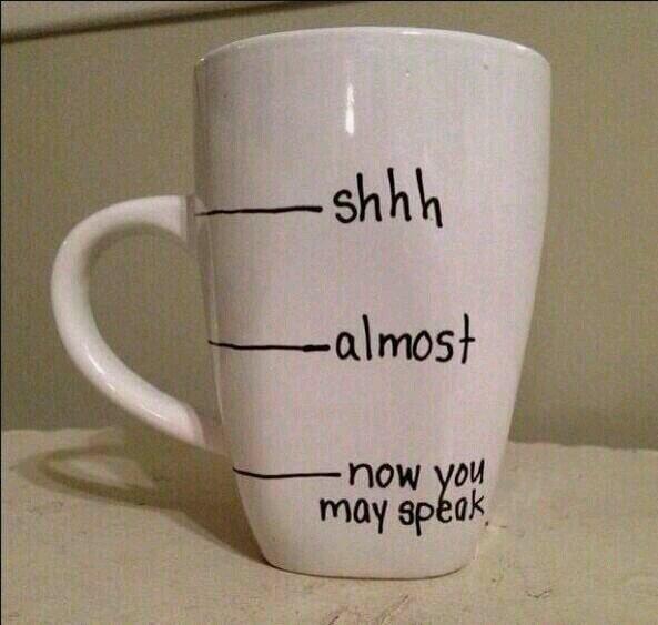Morning coffee!!!