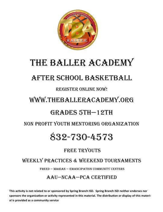 After School Basketball : Basketball - school - Stratford High School