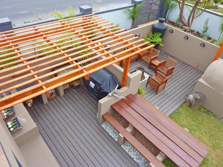 Kom Braai promotional #deck in Cape Town. http://www.eva-tech.com/en/