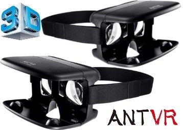Amazon ANT VR 3D Headset For All Smartphone at Best Price - Best Online Offer