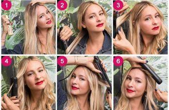 Dalgalı saç modelleri, uzun saçlara sahip kadınlar tarafından tercih edilen şık ve bir o kadar da çekici duran saç modelleri çeşididir. Özellikle sarı saçlı kadınlar tarafından da sıklıkla tercih edilen su dalgası saç modeli de hızlı ve basit bir şekilde yapabileceğiniz bir modeldir.  Su dalgası saç modelini yaparken, en önemli malzememiz saç spreyidir. Hem saçlarımızın elektrik almasını önleyecek hem de daha kolay dalga şeklini almasını sağlayacaktır.