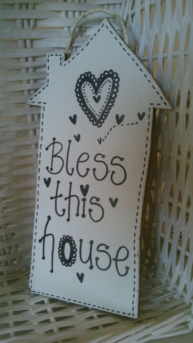 Handmade Wooden Wall Plaques by Katie Do Little Handcrafted Home & Giftware, £7.99