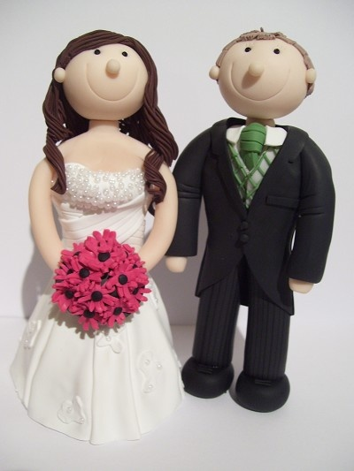 Eternal Cake Toppers - Traditional Wedding Cakes