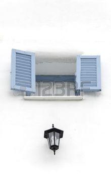 Telaio della finestra in stile moderno photo