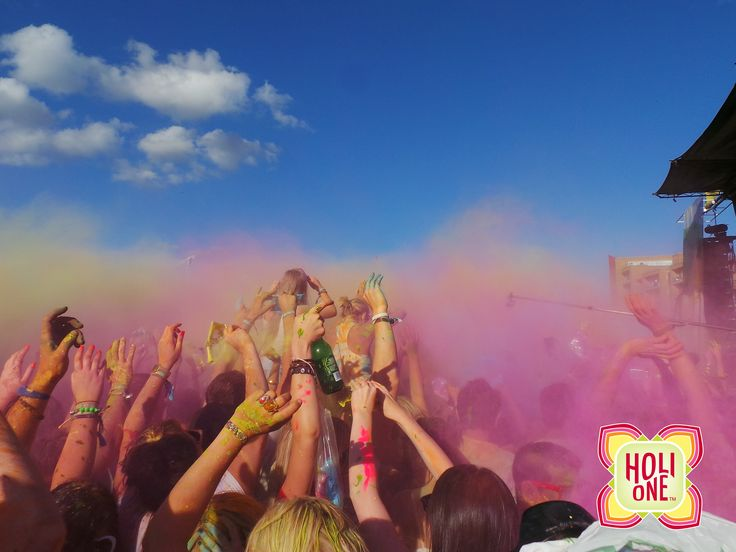 HOLI ONE in London #holione #holi #holioneworld #festivalofcolours #event #colours #london #colors