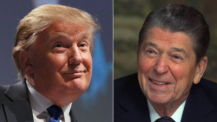 TRUMP & REAGAN: Here's 15 things Trump's haters are gonna hate
