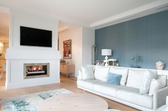 Double Vision Gas Fire, LPG Gas Fireplaces