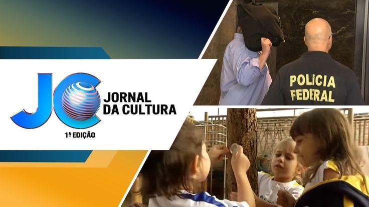 Jornal da Cultura 1ª Edição | 11/04/2017