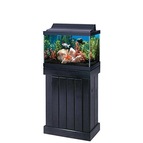 All Glass Aquarium AAG51020 Pine Cabinet only, 20-Inch - http://www.bunnybits.org/all-glass-aquarium-aag51020-pine-cabinet-only-20-inch/