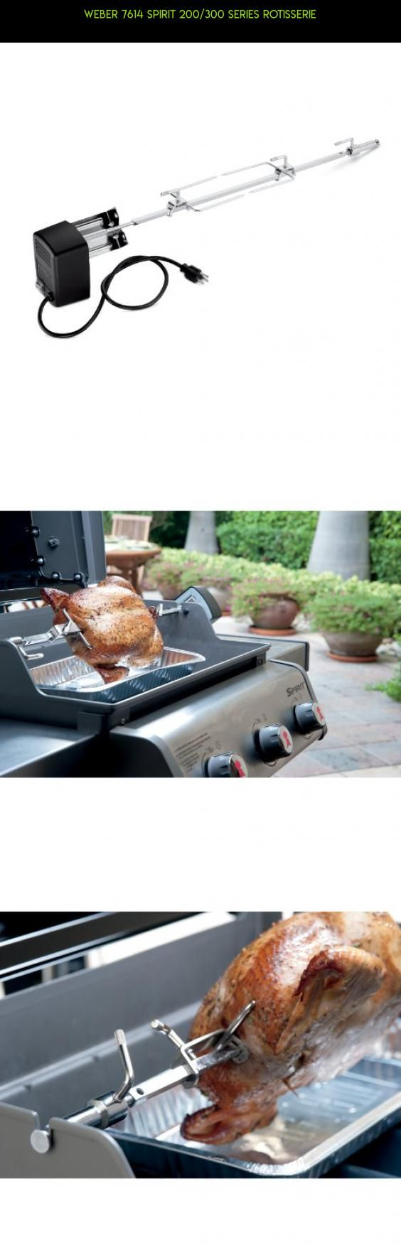Weber 7614 Spirit 200/300 Series Rotisserie #parts #racing #technology #weber #products #shopping #tech #gadgets #kit #grills #fpv #camera #drone #plans #accessories
