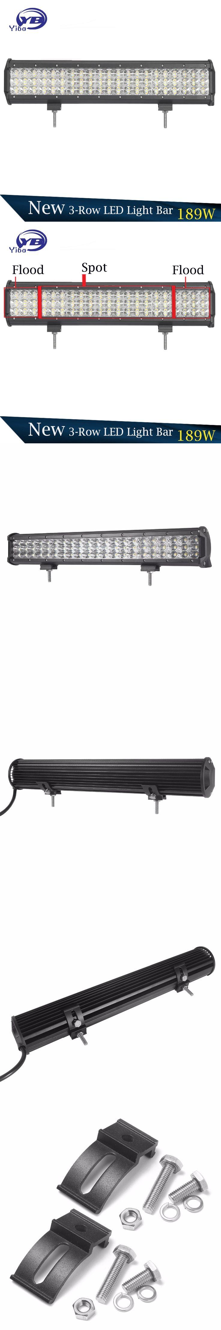 Best 25+ Led light bars ideas on Pinterest   Jeep light bar, Jeep ...