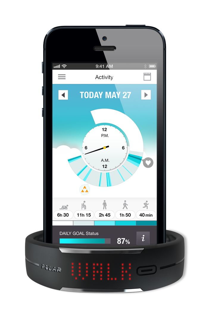 Polar Loop Activity and Sleep Tracker (Blackcurrant): HeartRateMonitorsUSA.com
