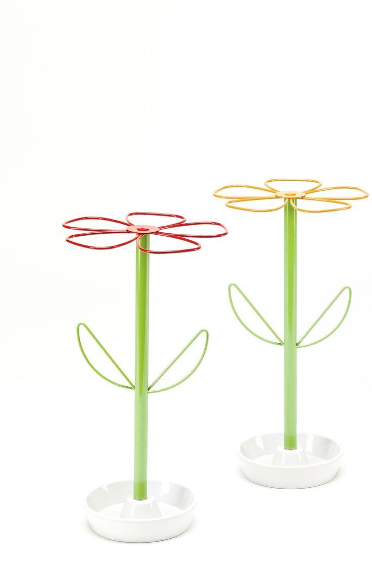 Portaombrelli flower