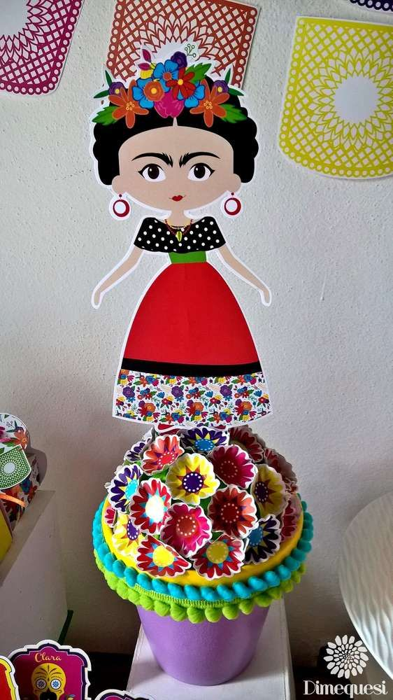 Fiesta / Mexican Birthday Party Ideas   Photo 6 of 27