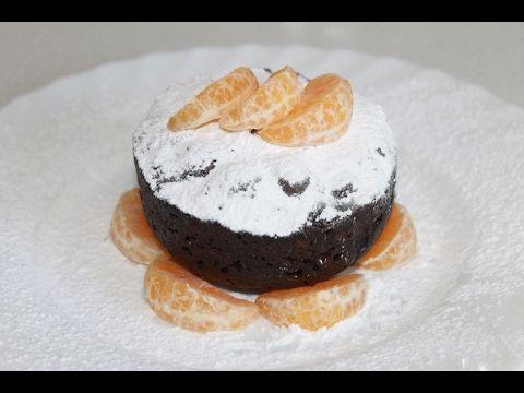 Кекс в кружке за 5 минут ( в микроволновке)