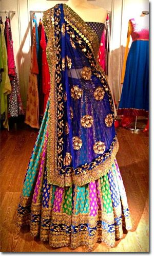 Sabyasachi Lehengas – The epitome of Tradition and Beauty
